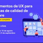 Certificación en fundamentos de UX para analistas de calidad de software